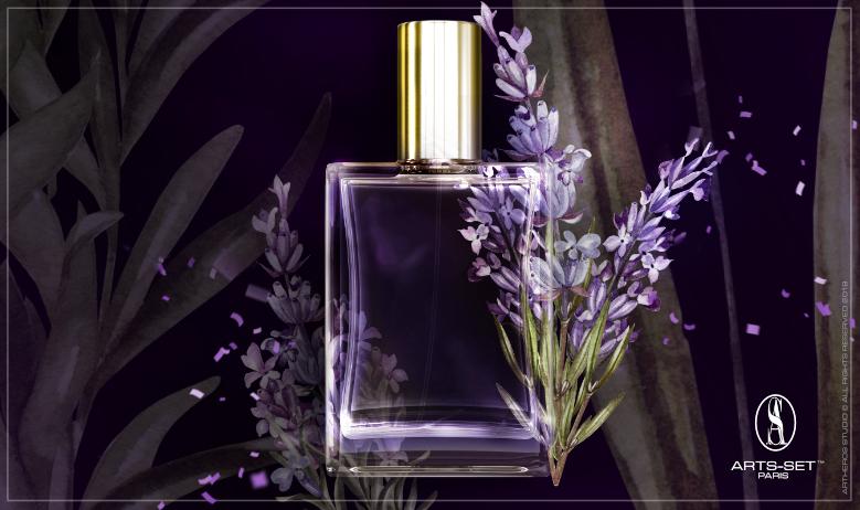 Fragrance Lavande ARTS-SET