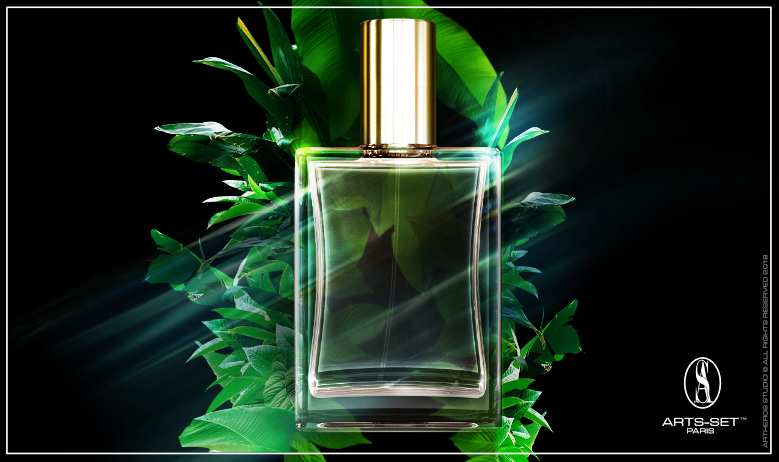 Fragrance Note Verte ARTS-SET