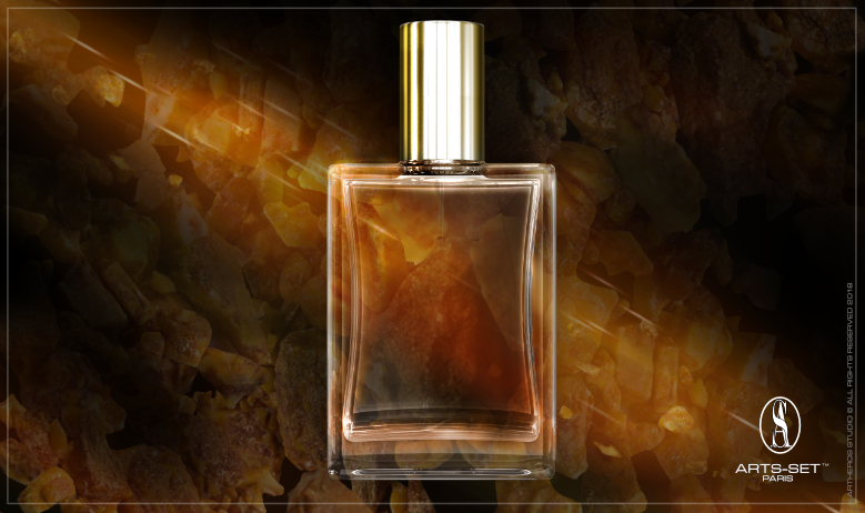 Fragrance Benzoin ARTS-SET