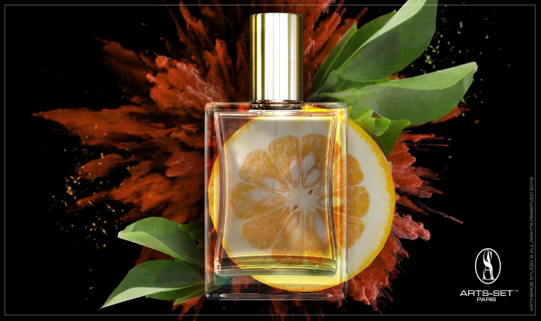 Fragrance Orange Amère ARTS-SET