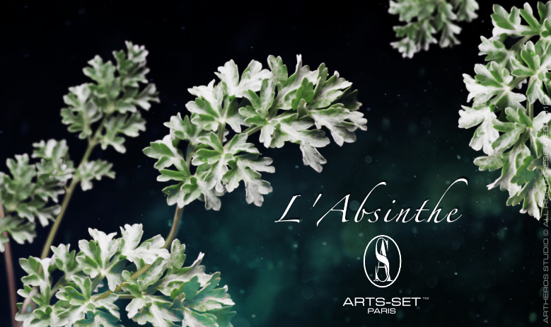 Fragrance Absinthe Arts-set