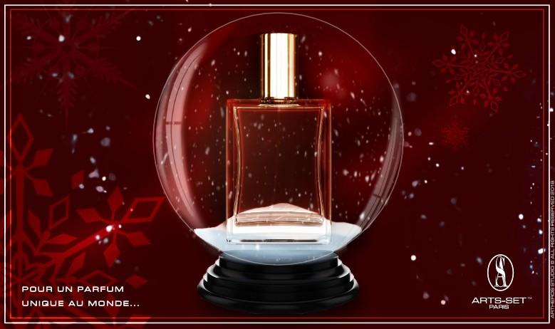 Coffret Orgues à Parfums ARTS-SET