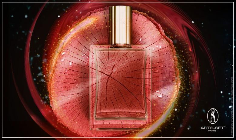 Fragrance Bois de Rose  ARTS-SET